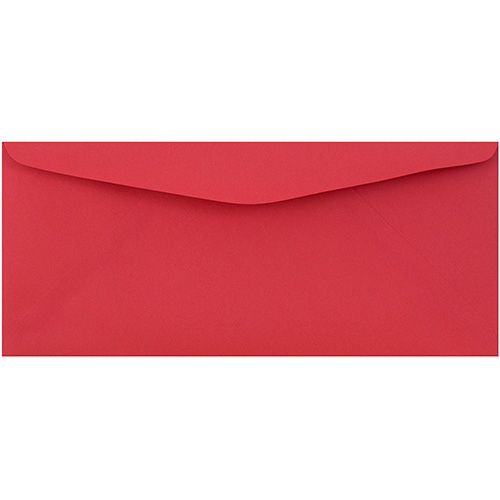 Red #9 Envelopes - 3 7/8 x 8 7/8