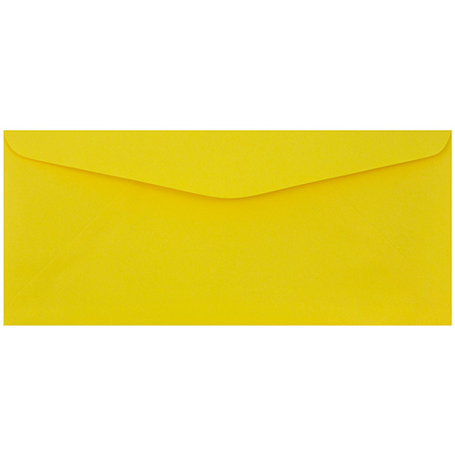 Yellow #9 Envelopes - 3 7/8 x 8 7/8