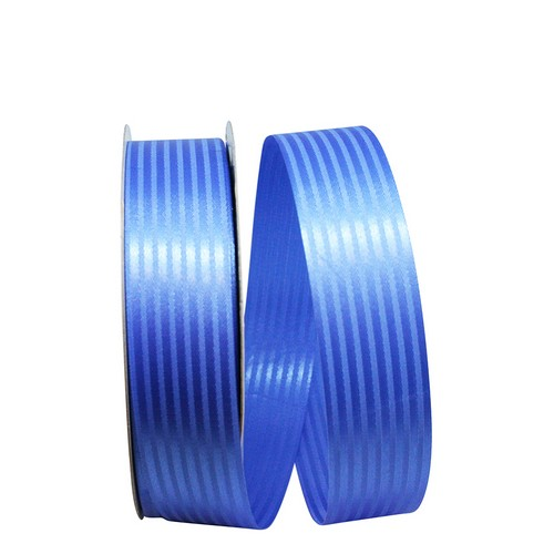 Blue Tux Stripe Ribbon