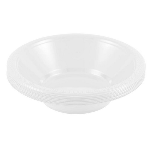 Clear Plastic Bowls