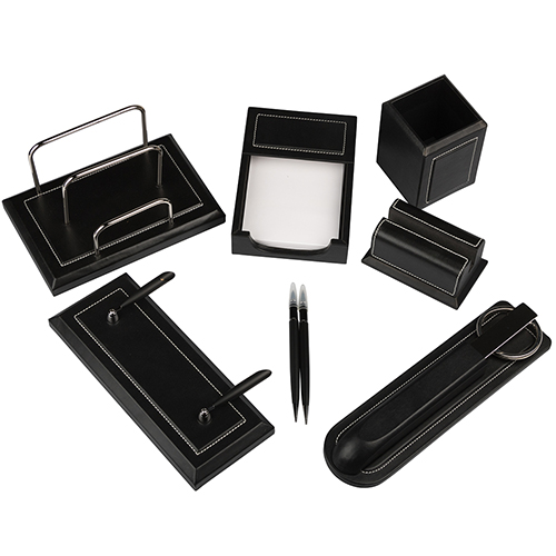Leather Office Supply Sets