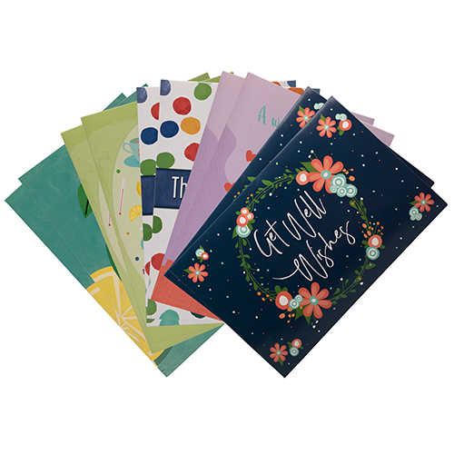 Get Well Card Sets