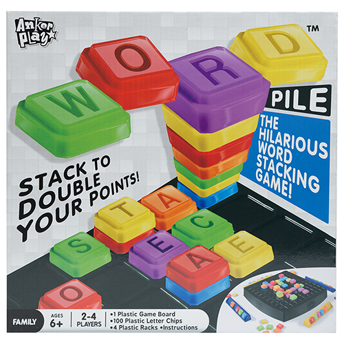 Word Pile Playsets