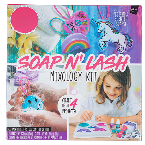 Soap N' Lash Mixology Kits