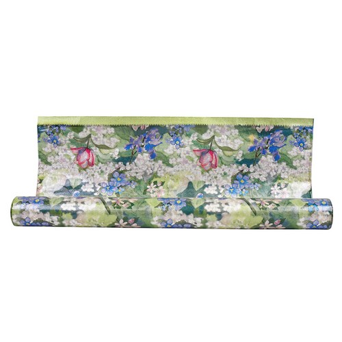 Floral Foil Wrapping Paper