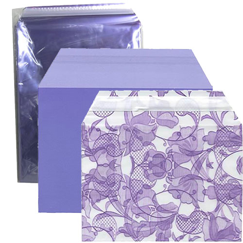 Purple Cello Sleeves