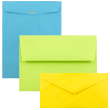 Brite Hue Recycled Envelopes & Paper - 1