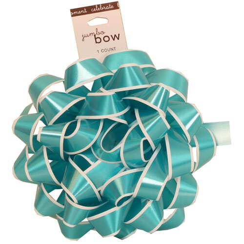 Blue Gift Bows