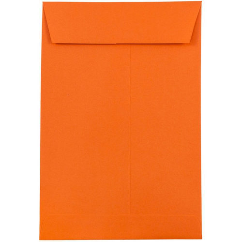 Orange 6 x 9 Envelopes