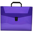 Business Portfolio Case with Handles - 10x13x1.5