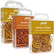 Gold Paperclips