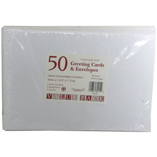Blank Greeting Cards & Envelopes