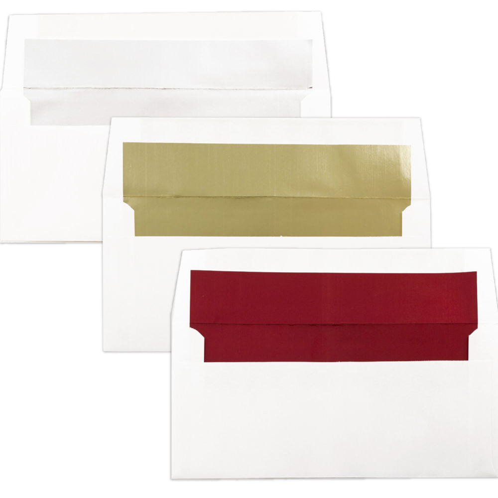 White 3 7/8 x 8 1/8 Envelopes