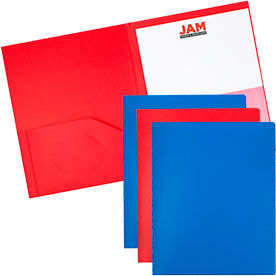 Multi-Pocket Folders