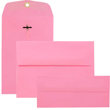 Ultra Pink Brite Hue Envelopes & Paper - 1