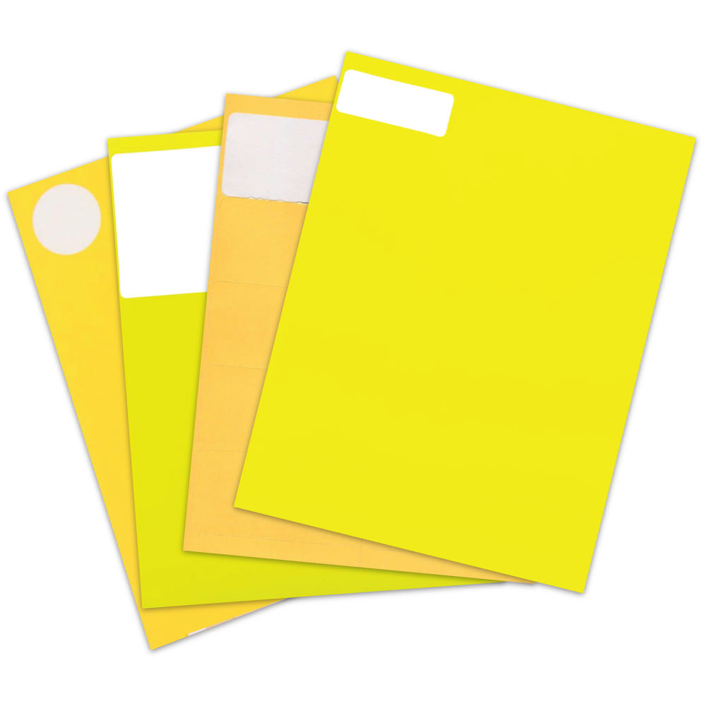 Yellow Labels