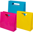 Glossy Heavy Duty Die Cut Bags