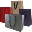 Heavy Duty Matte Recycled Kraft Bags - 1
