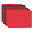 Red A7 Envelopes - 5 1/4 x 7 1/4