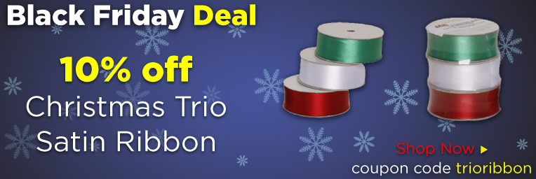 Black Friday - Ribbon Sale