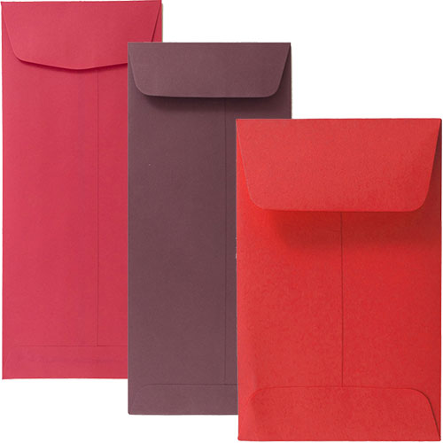 Red Policy Envelopes
