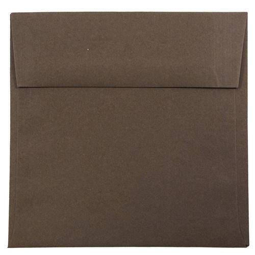 Brown 6 x 6 Square Envelopes