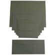 Spruce Green Recycled Envelopes & Paper