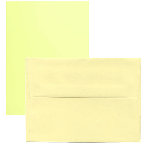 Light Yellow Envelopes