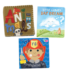 Early Aged Baby Board Books