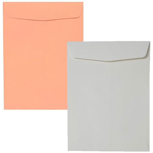 9 x 12 Open End Envelope Closeouts