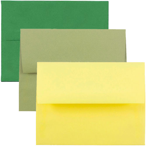 A2 Closeout Envelopes
