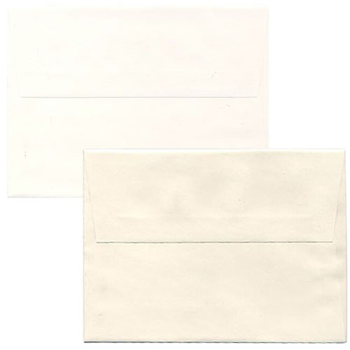 A6 Closeout Envelopes