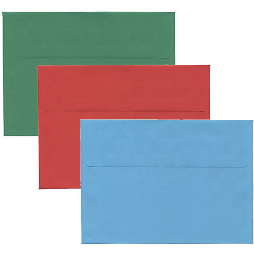 A8 Closeout Envelopes