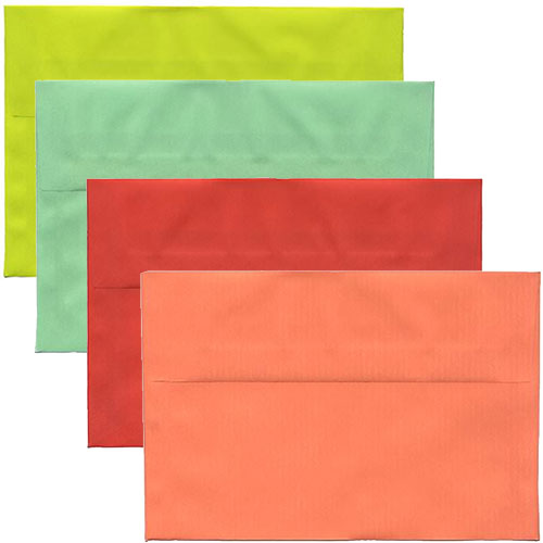 A8 Translucent Closeout Envelopes