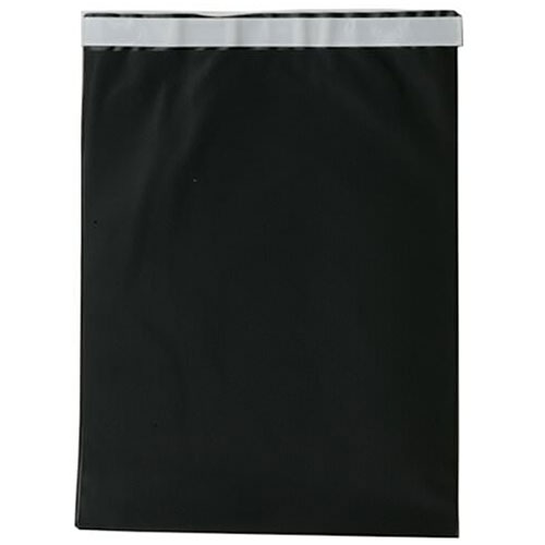 Black Vinyl Envelopes