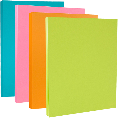 Colored Paper & Cardstock
