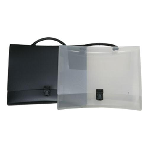 Fashion Briefcases with Curve - 12.25 x 8.75x 1.5