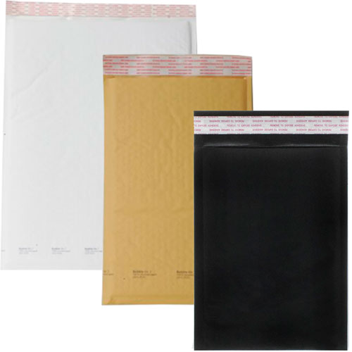 Kraft Bubble Lite Padded Envelopes