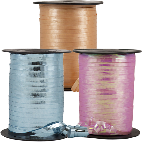 Large Spools of Curling Ribbon