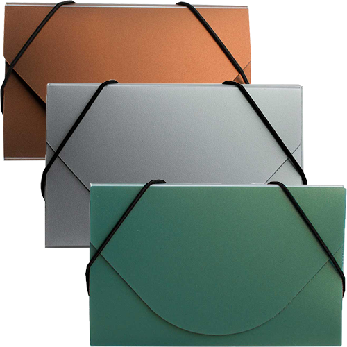 Metallic Business Card Cases