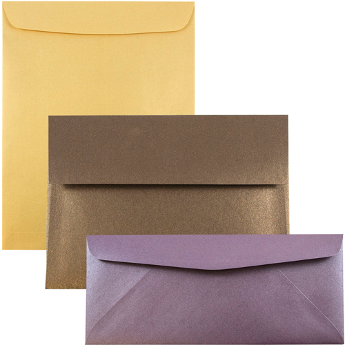 Stardream Metallic Envelopes & Paper