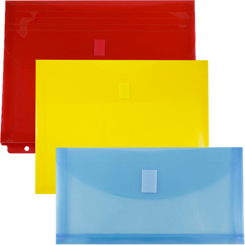 Plastic 1 inch Expansion with VELCRO®brandClosure