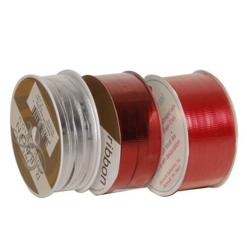 Small Spools of Curling Ribbon