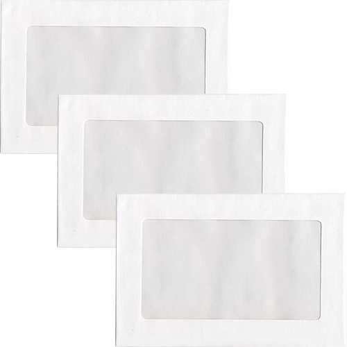 Window Display Envelopes
