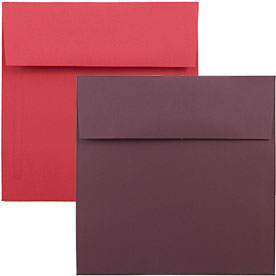 Red Square Envelopes