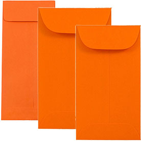 Orange Policy Envelopes