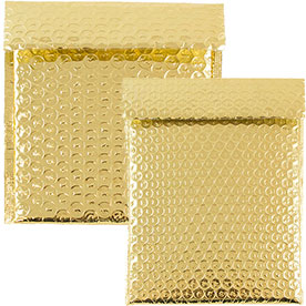 Gold Metallic Bubblopes® - VELCRO® Brand Closure