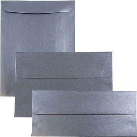 Anthracite Stardream Envelopes & Paper