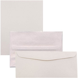 Rose Quartz Recycled Passport Envelopes & Paper