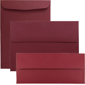 Dark Red Envelopes